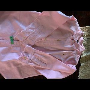 Polo Ralph Lauren Pink Size 7 Button Down